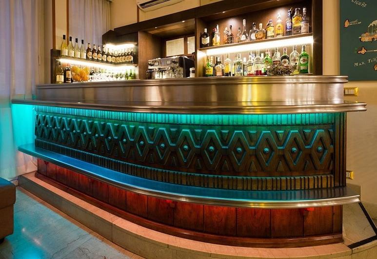 Hotel Terminus & Plaza, Pisa, Hotel Bar