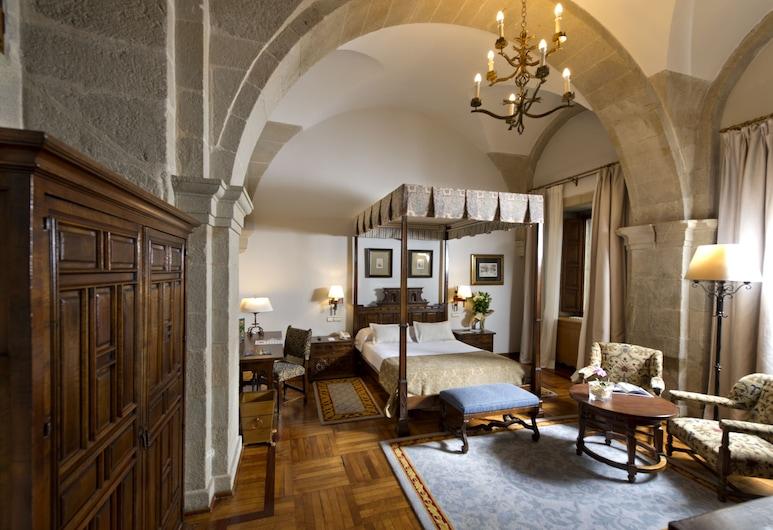 Parador de Santiago de Compostela, Santiago de Compostela, Superior Double Room Single Use, Guest Room