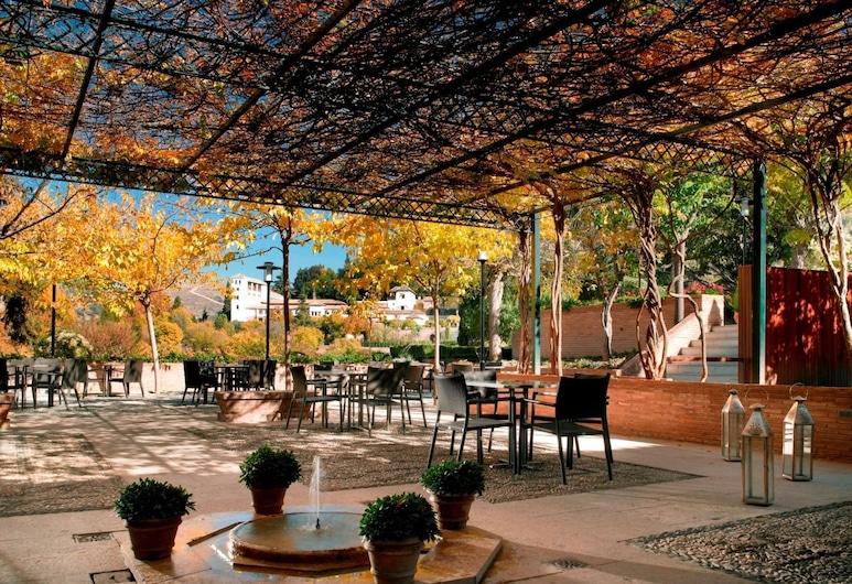 パラドール デ グラナダ ホテル, Granada, ロビー