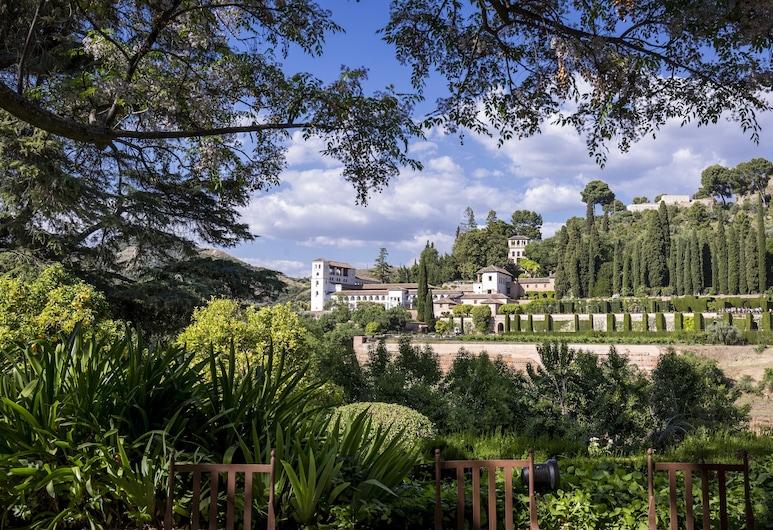 帕拉多爾格蘭納達酒店, Granada, 花園
