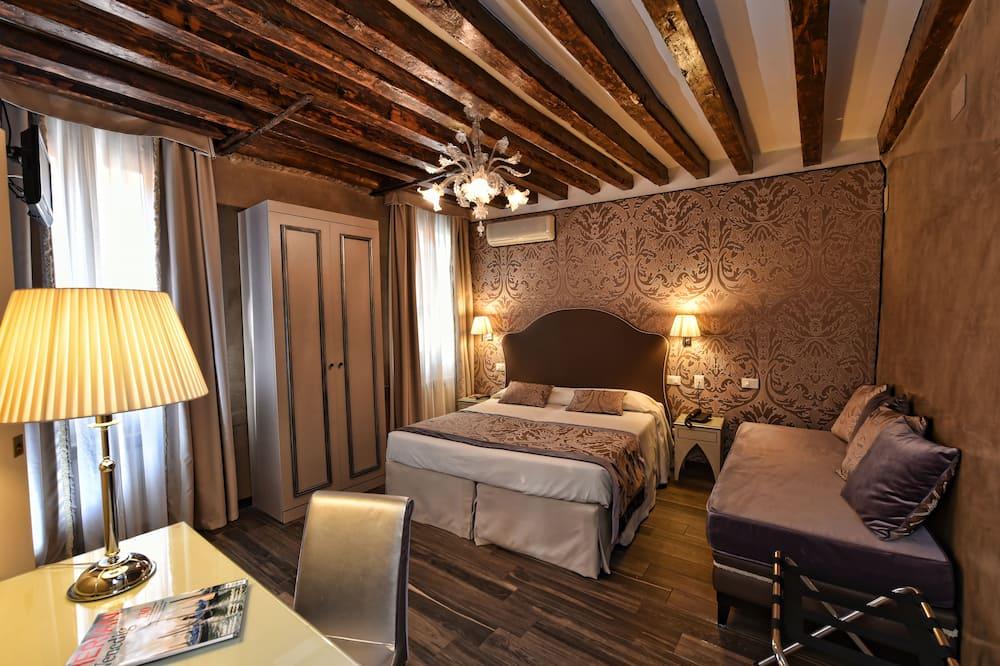 高級雙人或雙床房 - 客房