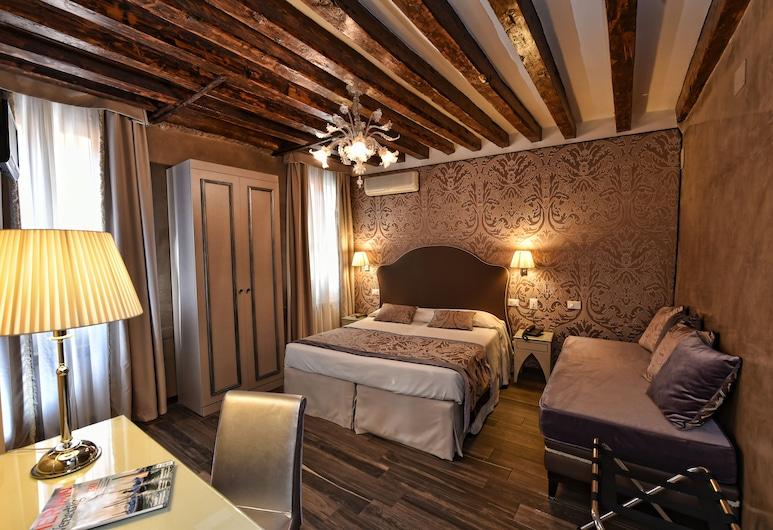 Hotel Villa Rosa, Venice, Pokój dwuosobowy z 1 lub 2 łóżkami typu Superior, Pokój