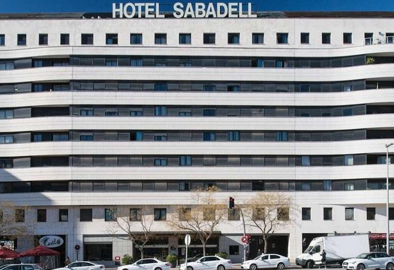 Catalonia Sabadell, Sabadell, Bagian Depan Hotel