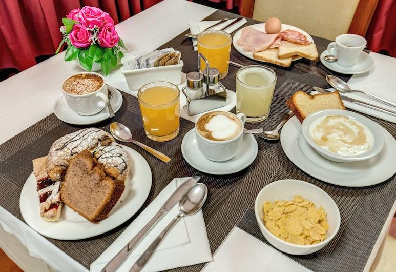 Flower Garden Hotel Rome, Roma, Kahvaltı Alanı