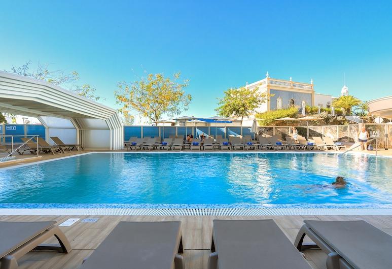 Jupiter Algarve Hotel, Portimao, Terasz/udvar
