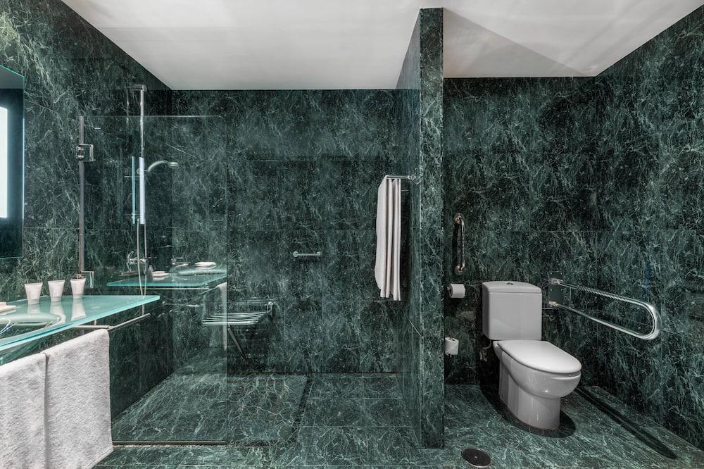 Standardní pokoj, 2 jednolůžka, nekuřácký - Koupelna