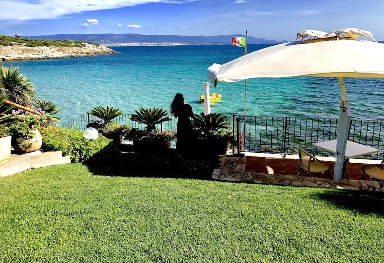 Hotel Punta Negra, Alghero, Terrace/Patio