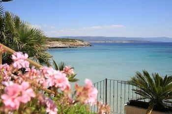 Selline näeb välja Hotel Punta Negra, Alghero