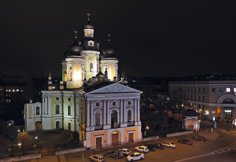 Отель «Достоевский», Санкт-Петербург, Вид из отеля