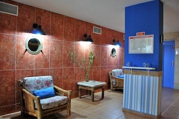 Obrázek hotelu Hotel Praia Do Burgau ve městě Vila do Bispo