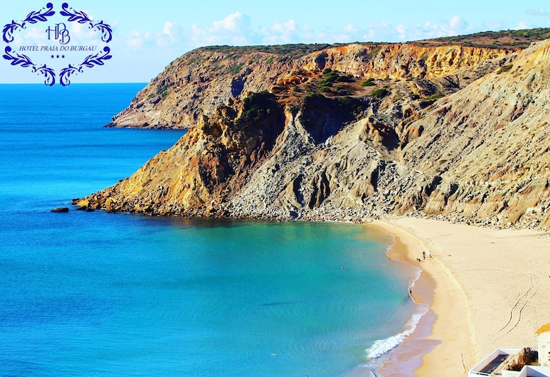 Hotel Praia do Burgau - Turismo de Natureza, Vila do Bispo, Παραλία
