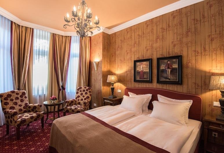 城市之家飯店, 漢堡, 舒適客房, 1 張標準雙人床, 客房