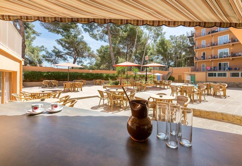 Hotel Costa Mediterraneo, Llucmajor, בר לצד הבריכה
