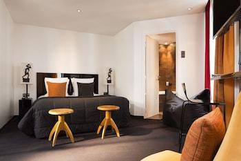 Selline näeb välja Hôtel Le Chat Noir, Pariis
