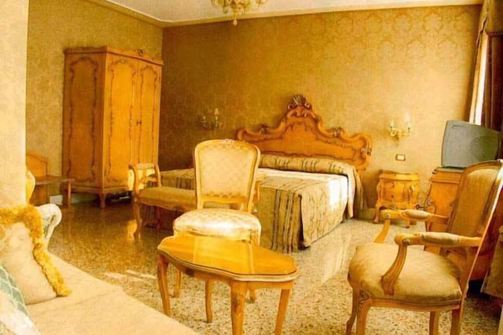 Dvojlôžková izba typu Classic - Obývacie priestory