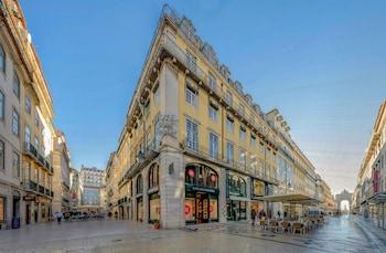 Bild vom Hotel Duas Nacoes in Lissabon