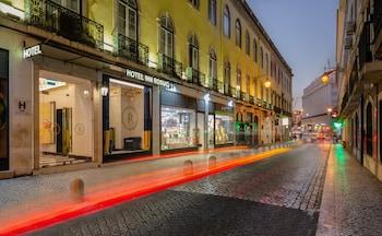 Bild vom Hotel Inn Rossio in Lissabon
