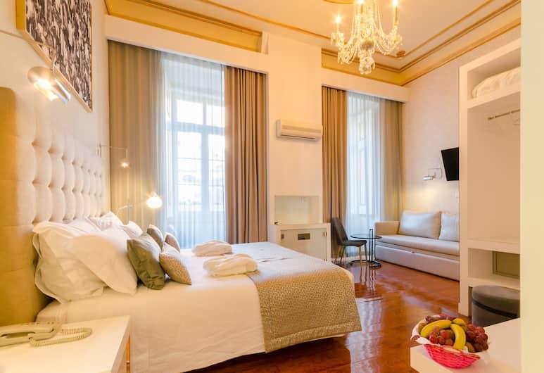 Hotel Inn Rossio, Lisbon, Superior Double Room, Bilik Tamu