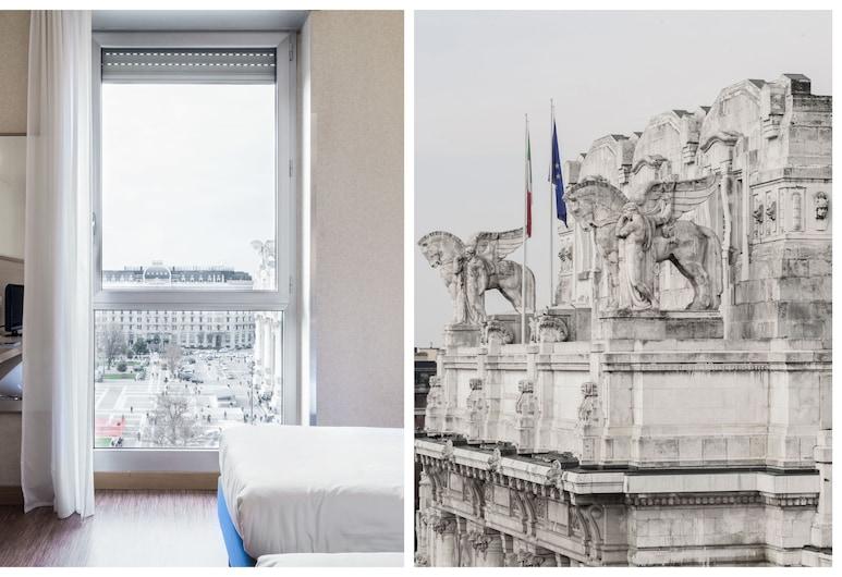 Hotel Aosta, Milano, Superior Tek Büyük Yataklı Oda, 1 Çift Kişilik Yatak, Oda