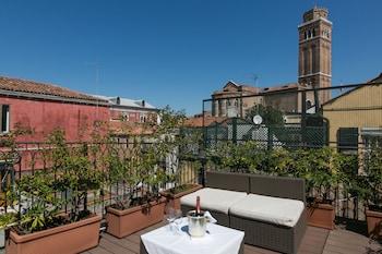 Nuotrauka: Pantalon Hotel, Venecija