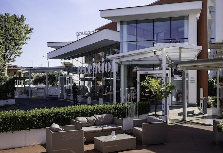 Best Western Hotel Rome Airport, Fiumicino, Fassaad