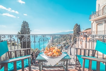 Picture of Hotel Villa Paradiso in Taormina