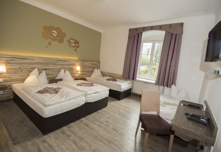 坎德爾伍德套房羅利瑰珀翠飯店, 因斯布魯克, 四人房, 客房