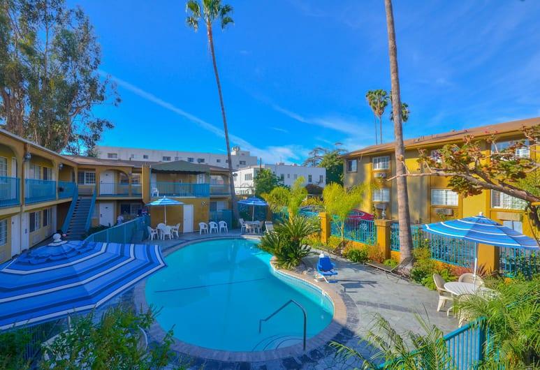 Hollywood City Inn, Los Angeles, Ulkouima-allas