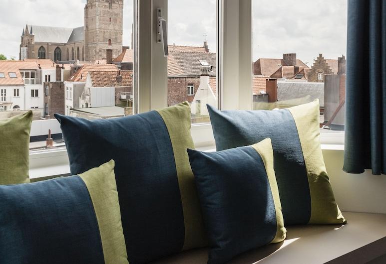 Hotel Portinari, Brugge, Tremannsrom – superior, Gjesterom