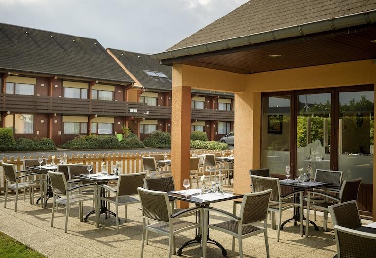 Hotel Campanile Gent, Gante, Terraza o patio