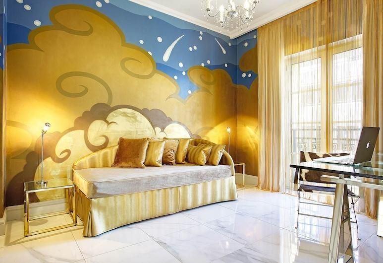 Grecotel Pallas Athena, Athens, Phòng Suite (Art Chic), Phòng