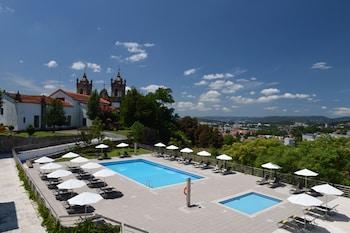 吉馬良斯莫斯泰羅吉馬良斯館紀念碑酒店的圖片