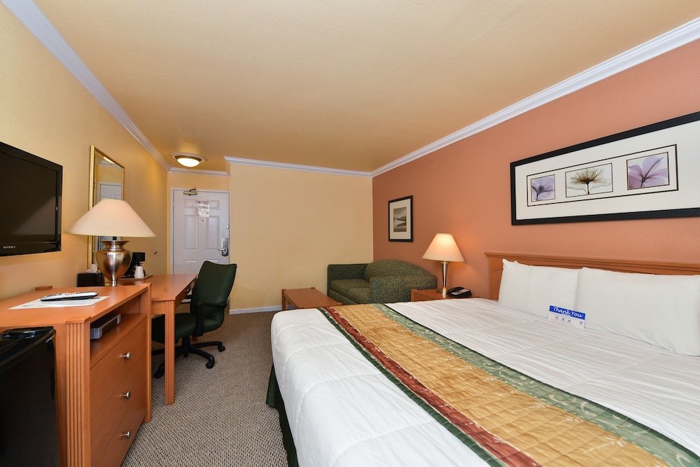 Americas Best Value Inn Suites San Francisco Airport North South