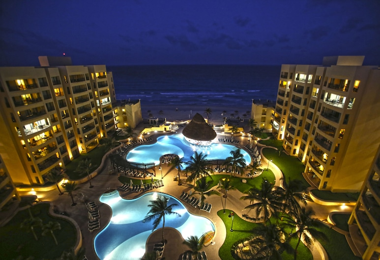 The Royal Sands Resort & Spa All Inclusive, Cancún, Exterior