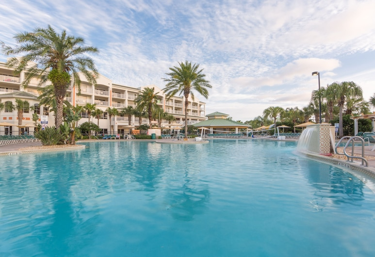 Holiday Inn Club Vacations Cape Canaveral Beach Resort, an IHG Hotel, Cape Canaveral, Outdoor Pool