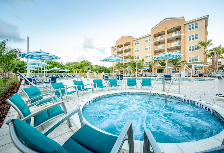 Holiday Inn Club Vacations Cape Canaveral Beach Resort, Cape Canaveral, Pool