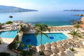 在阿卡普尔科(及周边地区)的Las Torres Gemelas Suites and Beach Resort照片