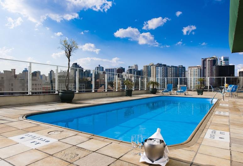 Quality Hotel Curitiba, Curitiba, Utomhuspool