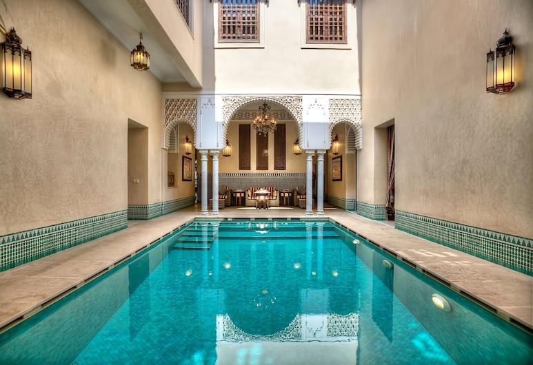 Riad Kniza, Marrakech, Pool