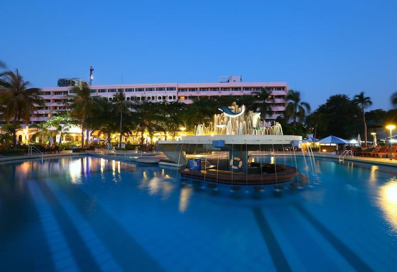 Asia Pattaya Hotel, Pattaya, Hồ bơi ngoài trời