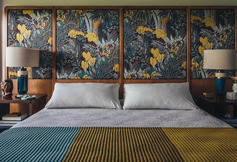 White Sands Hotel, Гонолулу, Стандартний номер, 1 ліжко «кінг-сайз», з краєвидом, Номер