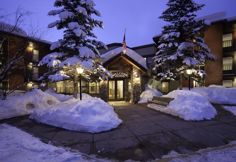 Legacy Vacation Resorts - Steamboat Suites, Steamboat Springs, Fassade der Unterkunft