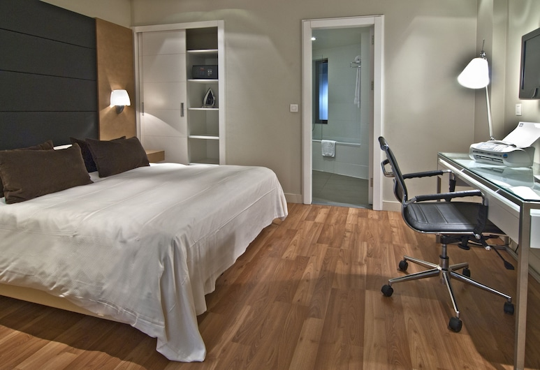 B-aparthotel Montgomery, BRUSEL, Apartmán, 1 spálňa, Izba
