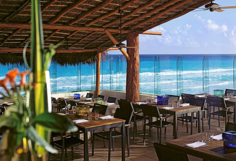 Live Aqua Beach Resort Cancún - All Inclusive - Adults Only, Cancún, Ravintola