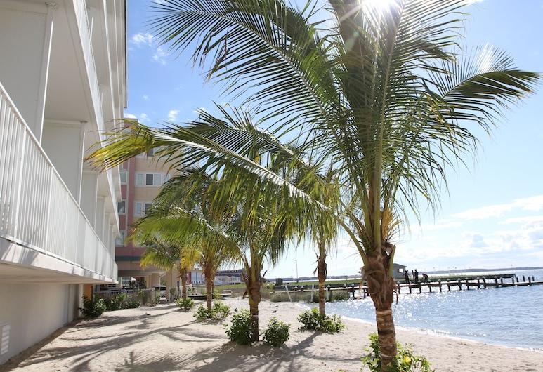 Princess Bayside Beach Hotel, Ocean City, Strand