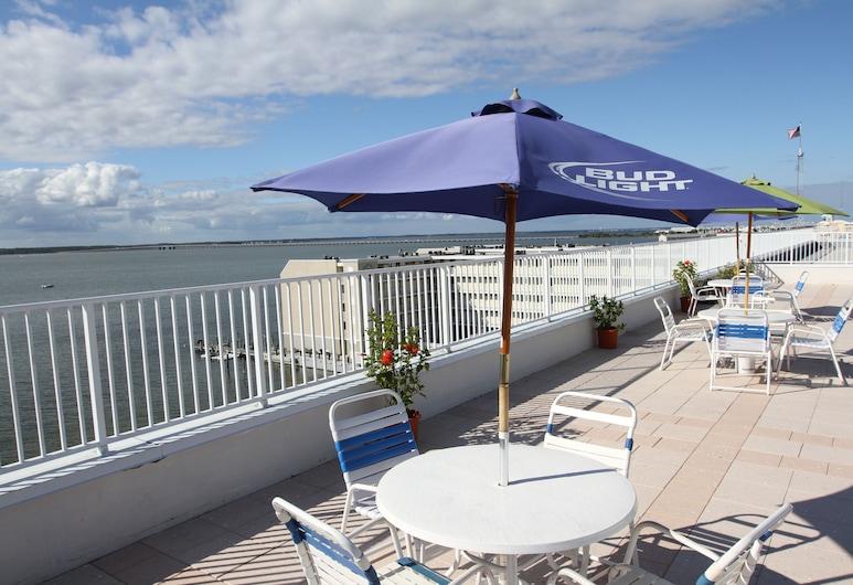 Princess Bayside Beach Hotel, Ocean City, Terrace/Patio