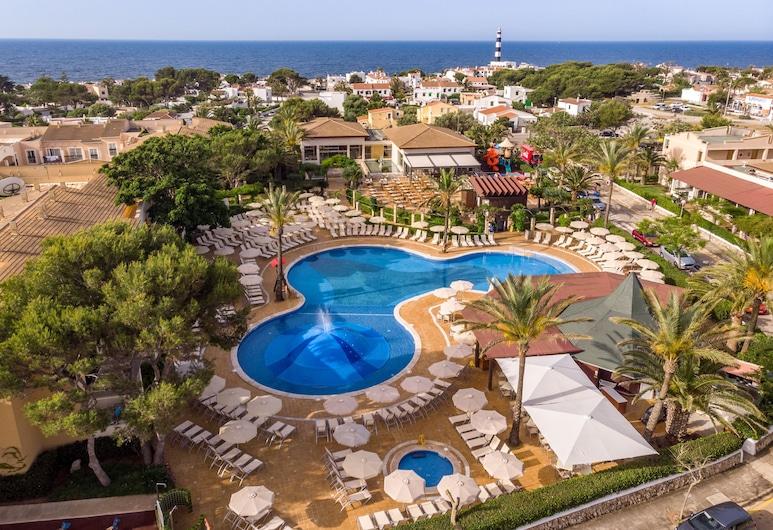 薩菲羅梅諾卡公寓酒店, Ciutadella de Menorca, 從住宿看到的景觀