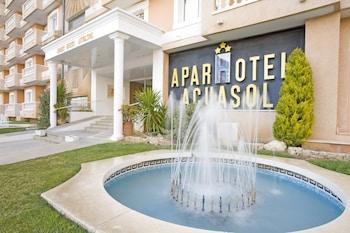 Picture of Aparthotel Acuasol in Peniscola