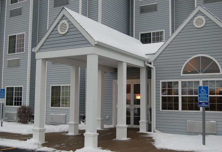 Microtel Inn & Suites by Wyndham Plattsburgh, Plattsburgh, Ingresso hotel