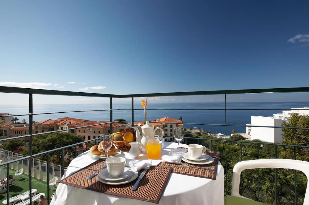 Студія категорії «Superior», з видом на море - Балкон